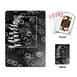 Playing Fern 2 - Playing Cards Single Design (Rectangle)