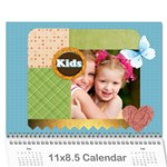 every year 2019 - Wall Calendar 11  x 8.5  (12-Months)