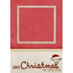 chistmas memories card - Greeting Card 5  x 7