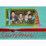 Christmas Card 13 - 5  x 7  Photo Cards