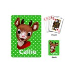 mini playing cards stocking stuffer gift glow nose - Playing Cards Single Design (Mini)