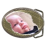 My Son belt buckle