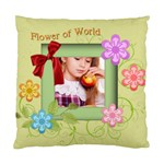 flower - Standard Cushion Case (Two Sides)