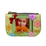 flower child - Mini Coin Purse