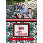Merry Christmas Card - 5  x 7  Photo Cards