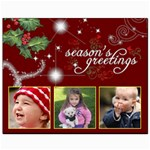 Christmas Collection  - Canvas 8  x 10