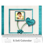 2019 Future Blessed Always Calender - Wall Calendar 8.5  x 6