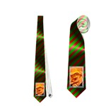 Christmas Tie - Necktie (One Side)