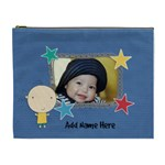 XL Cosmetic Bag: Cute Kid Boy - Cosmetic Bag (XL)