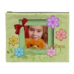 happy kids - Cosmetic Bag (XL)