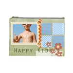 happy kids - Cosmetic Bag (Large)