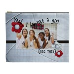 Vollyball -Cosmetic Bag (XL)