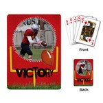 Football-playing cards - Playing Cards Single Design (Rectangle)