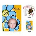 My Little Flower Playing Cards - Playing Cards Single Design (Rectangle)