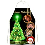 Merry Christmas Apron 2 - Full Print Apron