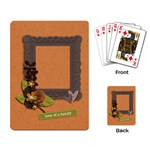 Playing Cards: Love of Family - Playing Cards Single Design (Rectangle)