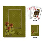 Playing Cards: Life - Playing Cards Single Design (Rectangle)