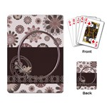you  - Playing Cards Single Design (Rectangle)