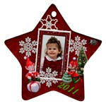 wynter ornament - Ornament (Star)