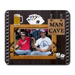 Man Cave Large Mousepad