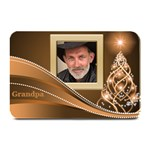 Gold Christmas Placemat 2 - Plate Mat