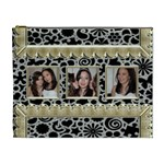 Golden Girls Extra Large Cosmetic Bag - Cosmetic Bag (XL)