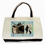 Cat Slave Classic Tote Bag (1 Sided) - Basic Tote Bag