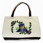 Classic Tote Bag: Vines and Flowers2 - Basic Tote Bag