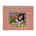 cosmetic bag - happy family - Cosmetic Bag (XL)