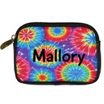 Mallory - Digital Camera Leather Case