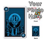 Power Grid Money cards - Multi-purpose Cards (Rectangle)