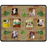 Nature Medium Fleece Blanket - Fleece Blanket (Medium)