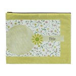 Tiny Jungle Cometic Bag - Cosmetic Bag (XL)