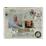 Butterflies - Cosmetic Bag (XL)