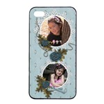 Apple iPhone 4/4s Seamless Case: Cherished Memories2 - iPhone 4/4s Seamless Case (Black)