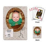 Discover Wildlife - Have Kids Playing Cards - Playing Cards Single Design (Rectangle)
