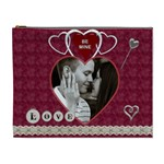 Be Mine, All Mine XL Cosmetic Bag - Cosmetic Bag (XL)