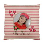 Cushion Case (Two Sides): Be Mine - Standard Cushion Case (Two Sides)