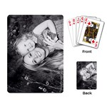 cards Steph and Riley - Playing Cards Single Design (Rectangle)