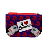 Canasta coin purse 2 - Mini Coin Purse