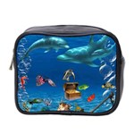deepsea1 - Mini Toiletries Bag (Two Sides)