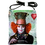 Alice in wonderland 1 - Shoulder Sling Bag