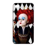 RedQueen Apple iphone 4/4 s - Apple iPhone 4/4s Seamless Case (Black)