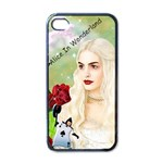 Alice Apple iPhone 4 Case - iPhone 4 Case (Black)