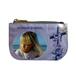 sunday school Mini coin Purse