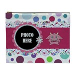 Monster Party XL Cosmetic Bag 2 - Cosmetic Bag (XL)