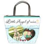 Little Angel of Mine Bucket Bag