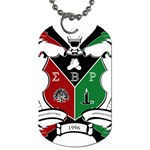 SIGMABETARHO3 - Dog Tag (Two Sides)