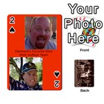 Da Bears Playing Cards - Playing Cards 54 Designs (Rectangle)