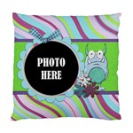 Monster Party 1 sided cushion 1 - Standard Cushion Case (One Side)